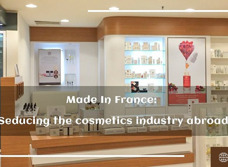 Made In France: Seducing the Cosmetics Industry Abroad