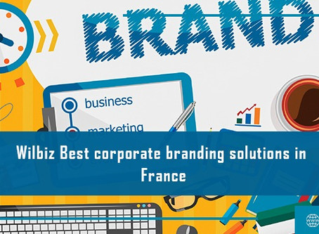 Wilbiz Best Corporate Branding Solutions in France