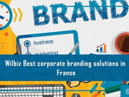 Wilbiz Best Corporate Branding Solutions in France