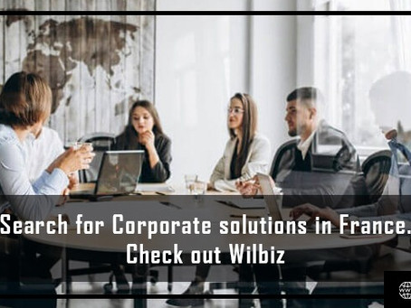 Search for Corporate solutions in France. Check out Wilbiz