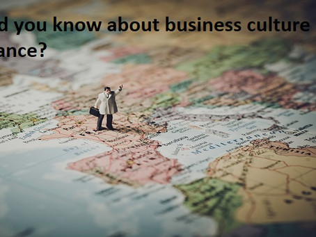 Did you know about business culture in France?