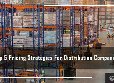 Top 5 Pricing Strategies for Distribution Companies