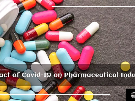 Impact of Covid-19 on Pharmaceutical Industry