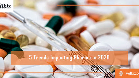 5 Trends Impacting Pharma in 2020