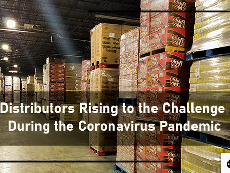 Distributors Rising to the Challenge During the Coronavirus Pandemic.