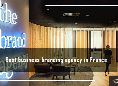 Best Business Branding Agency in France