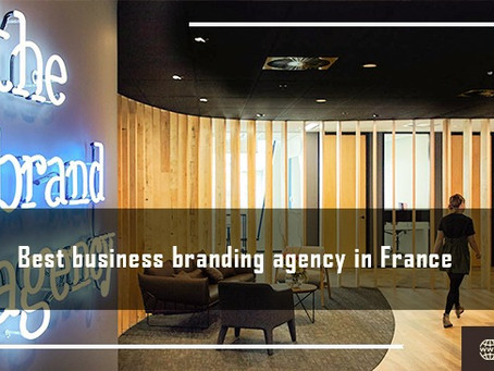 Business Branding Agency France