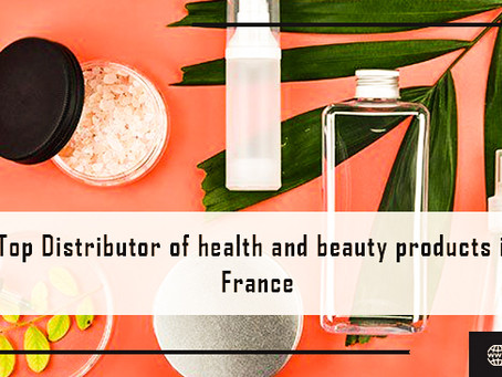 Top Distributor of Health and Beauty Products in France