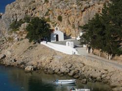 St Paul Bay Wedding Rhodes
