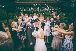 wedding photographers devon confetti.jpg