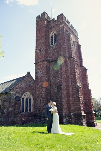 Wedding Photographer Devon church.jpg