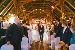 wedding photographers devon aisle.jpg