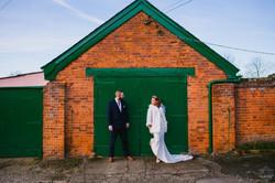 wedding photographers devon green garage.jpg