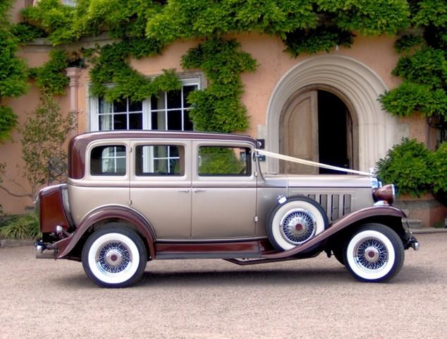 1932 Oldsmobile