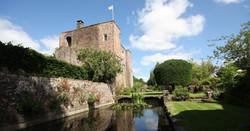 wedding venues devon bickleigh castle side view.jpg
