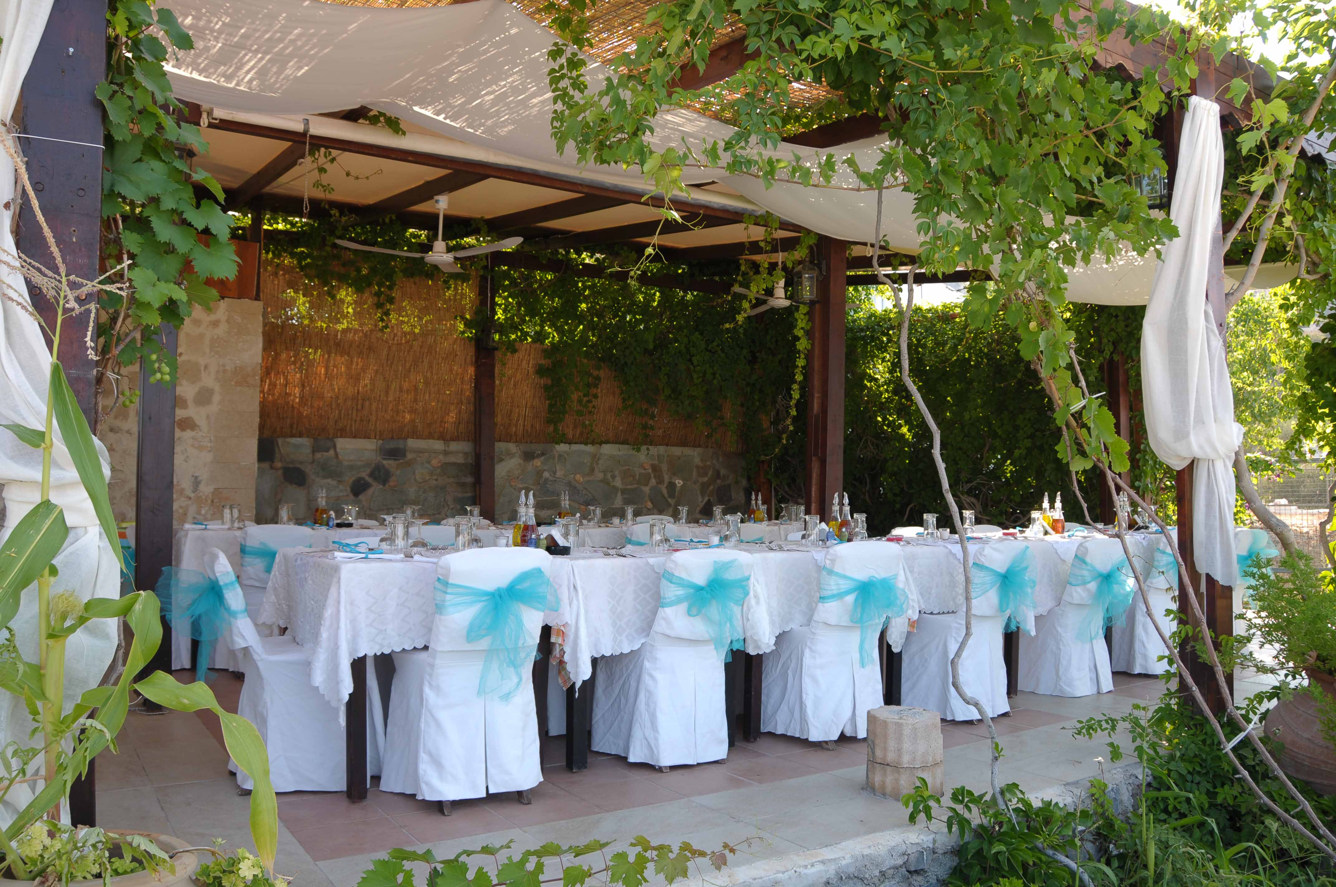 Lindos Taverna Weddings