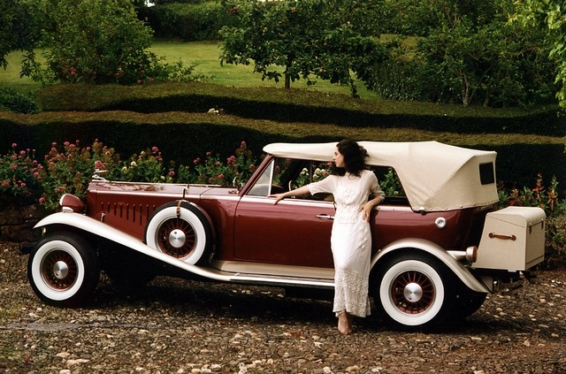 1930's 'Great Gatsby' Convertible