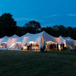 Trapeze Marquee 60ft x 40ft £1596