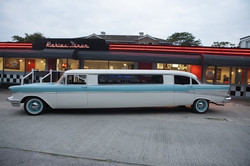 1950's American Chevy Limo