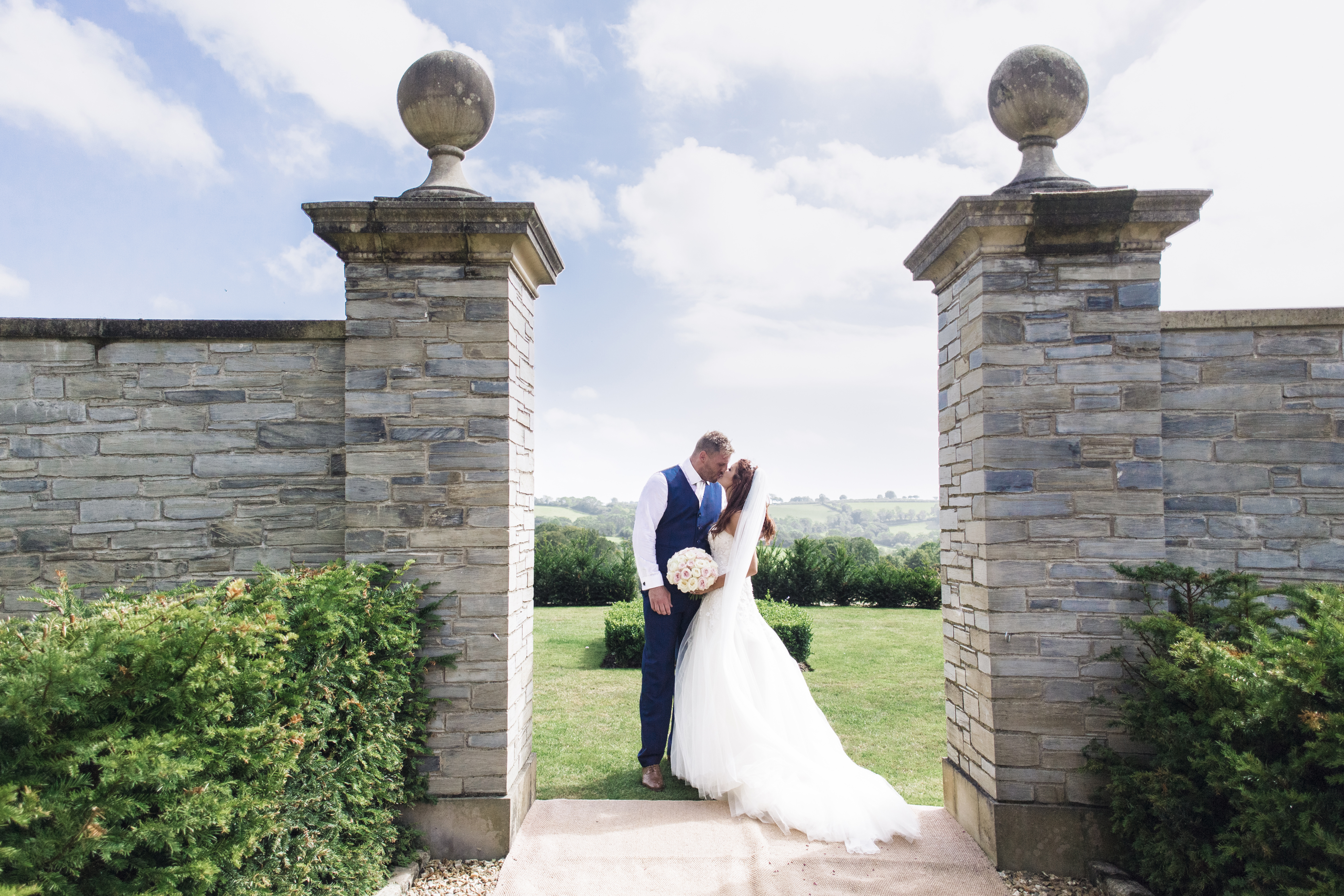 Wedding Planner Exeter Devon Arch
