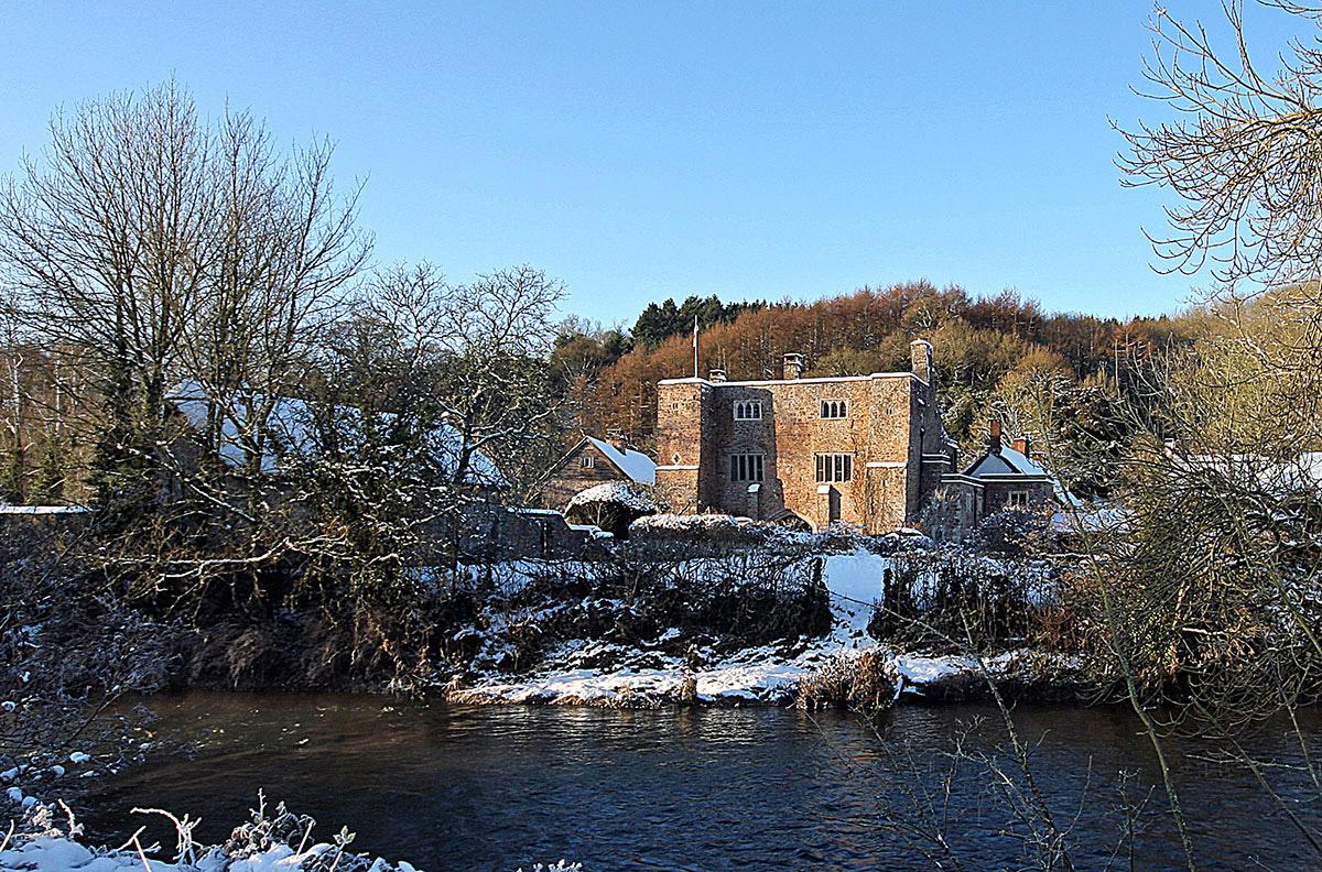 wedding venues devon bickleigh castle winter.jpg
