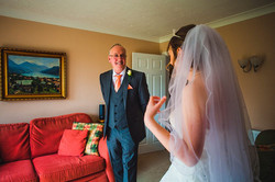 wedding photographers devon father of bride.jpg