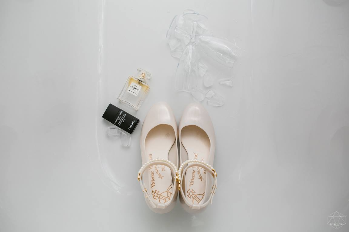 wedding photographers devon shoes and perfume.jpg