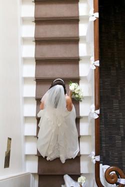 Wedding Photographer Devon stairs.jpg