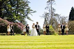 Wedding Photographer Devon bridesmaids and groomsmen.jpg