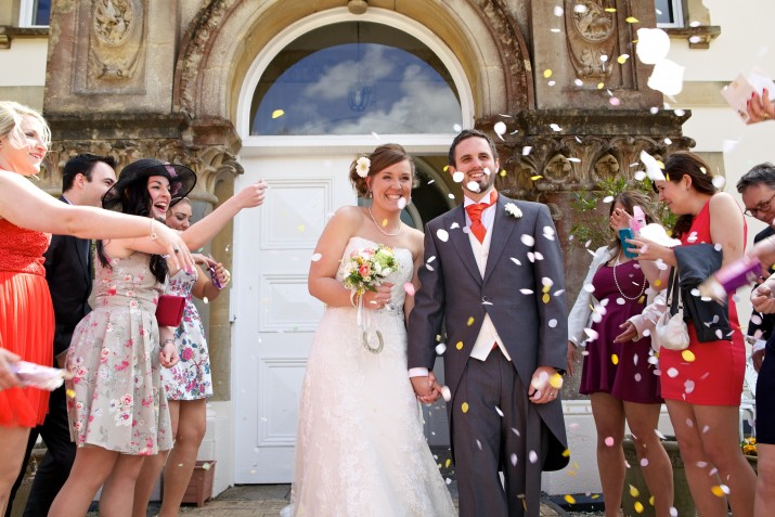 Wedding Photographer Devon confetti.jpg