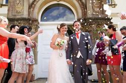 Wedding Photographer Devon confetti.jpg