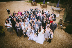 wedding photographers devon wedding guests.jpg