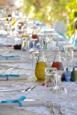 Lindos Restaurants Wedding Reception
