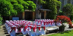wedding venues devon dartington outside.jpg