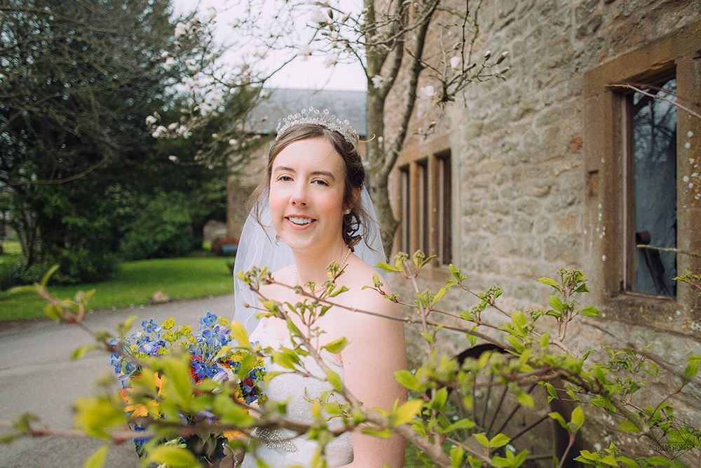 wedding photographers devon bride smile.jpg
