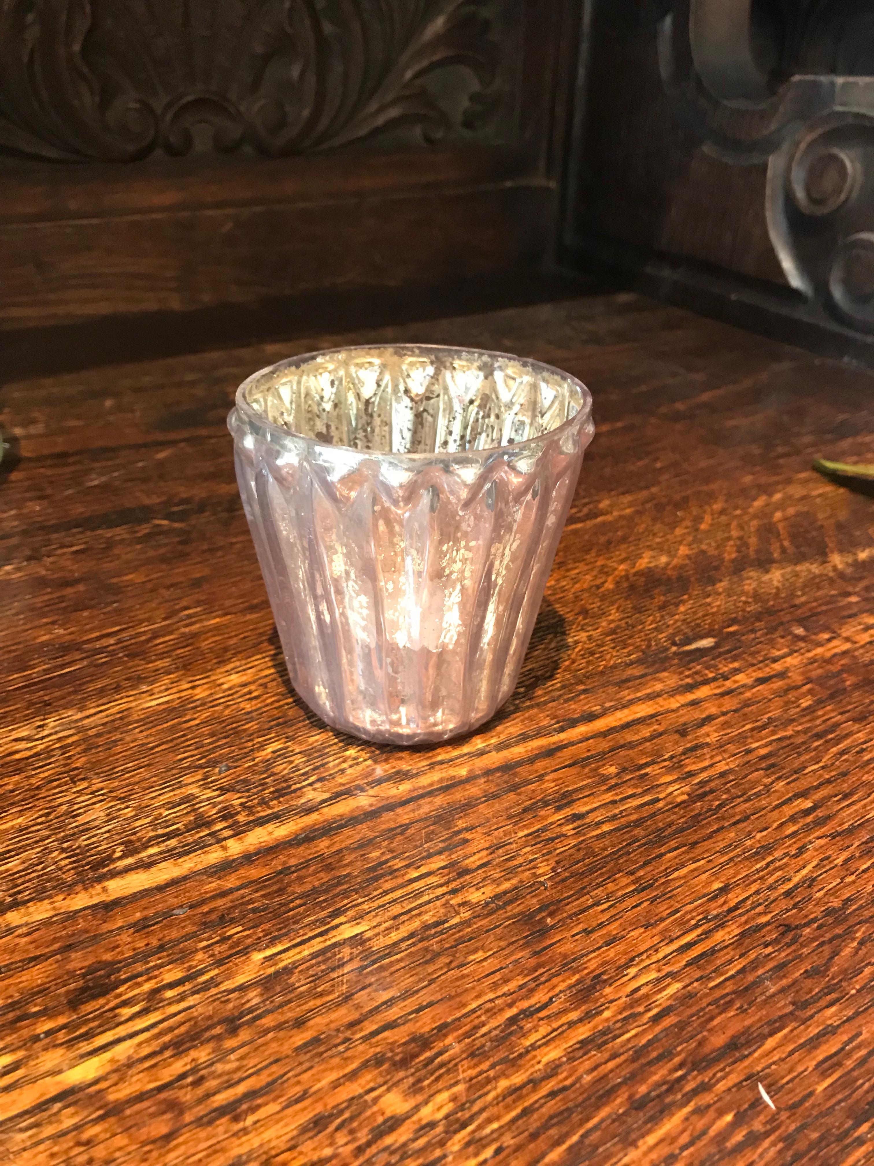 Rose Gold Tealight