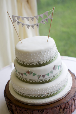 Why do we have a wedding cake?