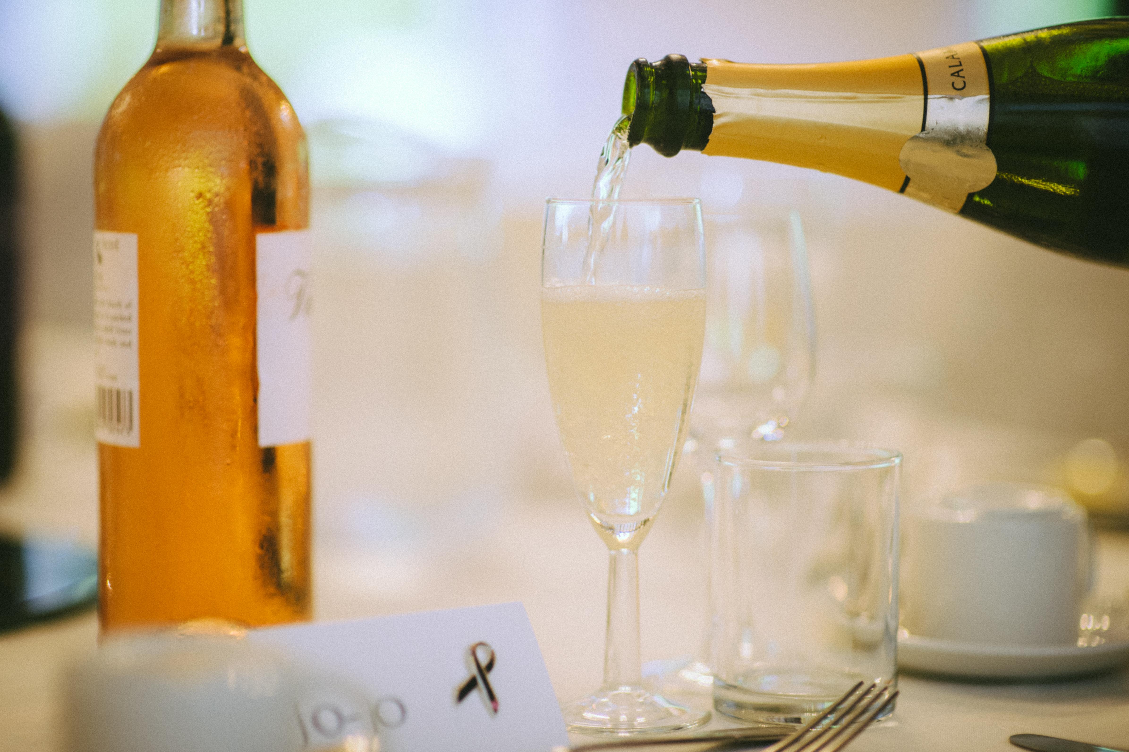 wedding photographers devon champagne.jpg