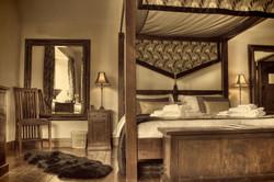 wedding venues devon the manor bedroom.jpg