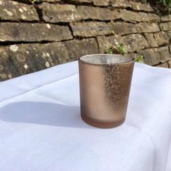 Copper Tealight