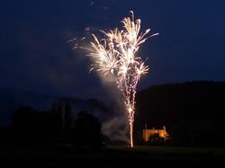 wedding venues devon bickleigh fireworks.jpg