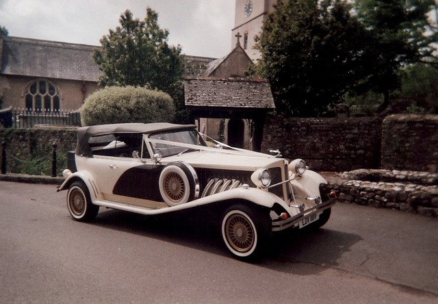 1930's Touring Convertible