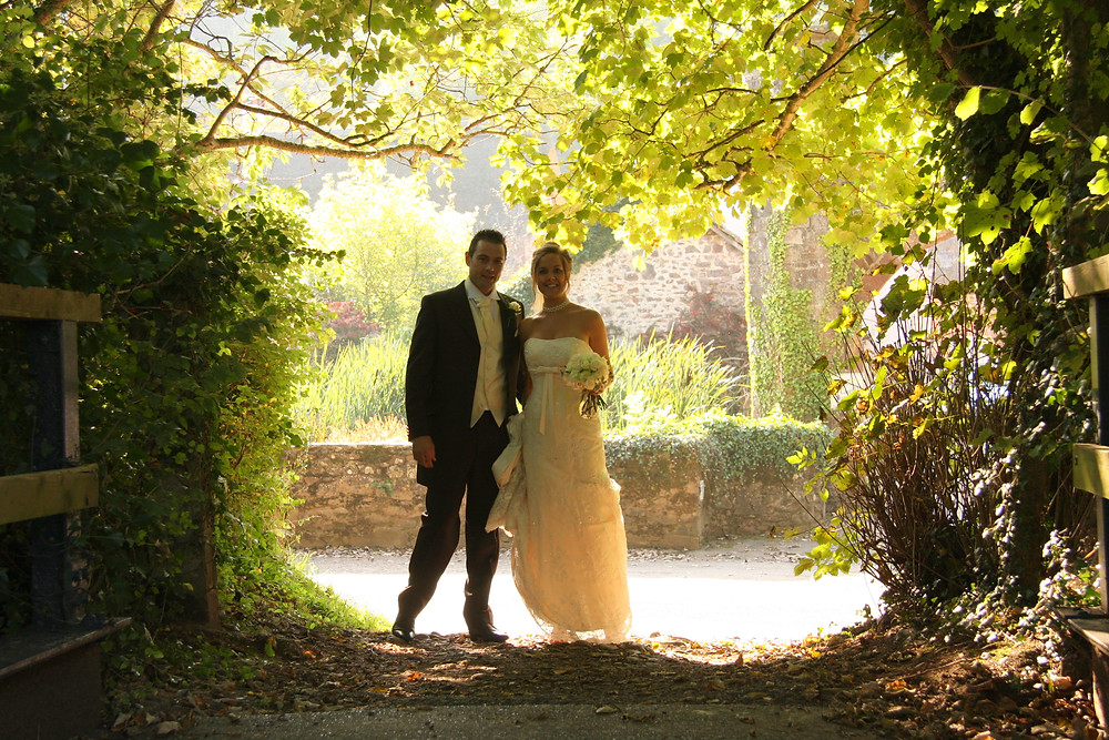 Bickleigh Castle Wedding Devon