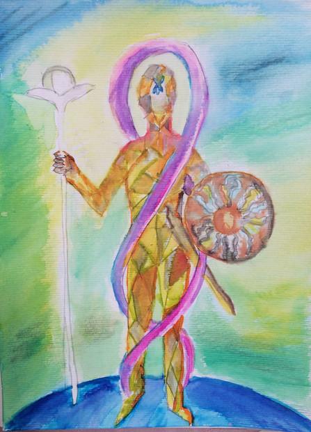 Hermes-Aphrodite