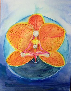 Orchidée (2)