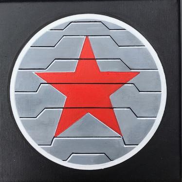 Hommage à Marvel (2) - Winter Soldier