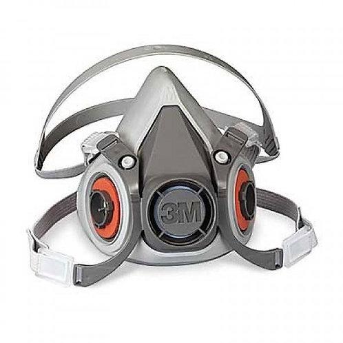 Respiratory Protection -3M 6000 Series Reusable Ha