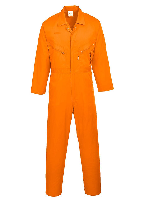Body Protection -Liverpool- Zip Coverall