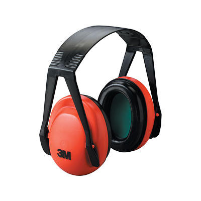 Ear Protection -3M Ear Muffs