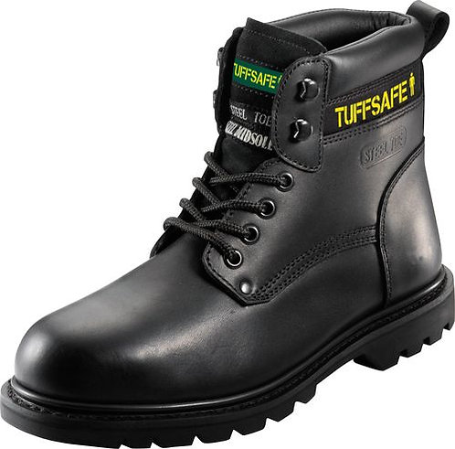 Foot Protection -Tuffsafe Safety Boot